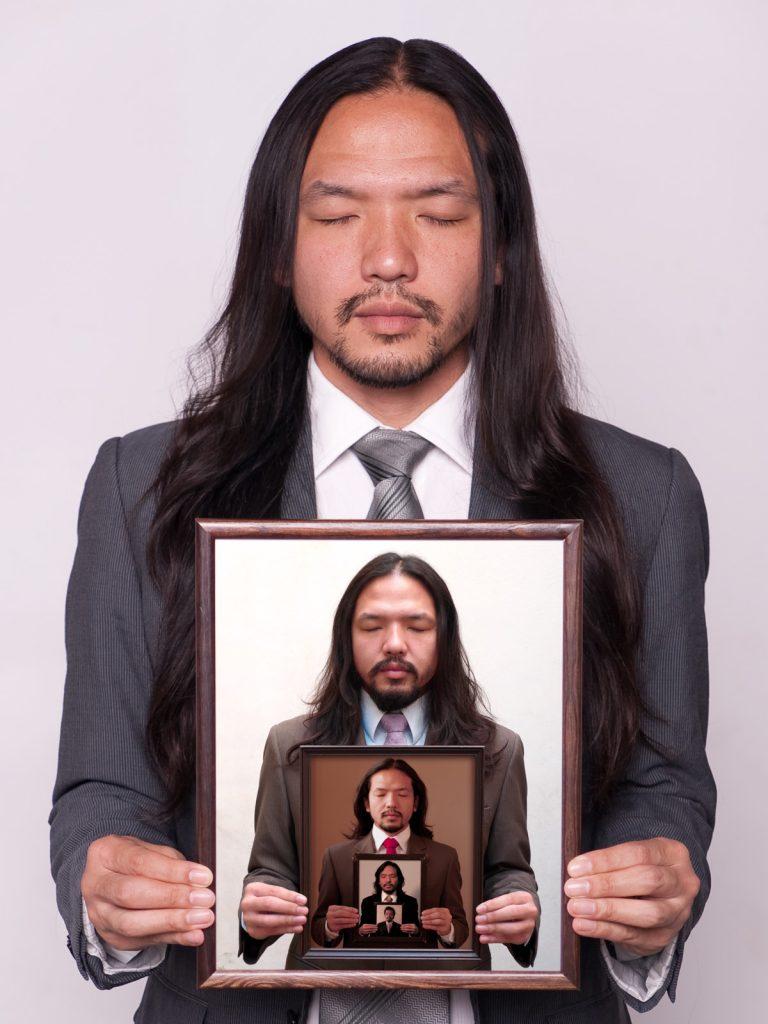 """Shima, """"Testemunho"""", 2006-2010, impressão digital s/papel foto matte montado s/ pvc correto em edição limitada 1 de 7 impressões (5+2PA) 90×120"""