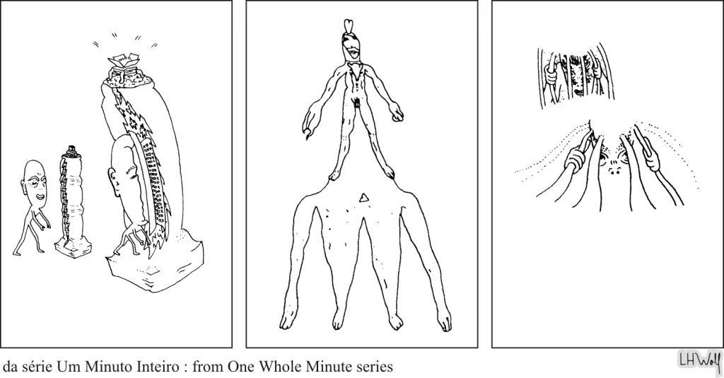 """Leopoldo Wolff, da série """"Um Minuto Inteiro"""", 2010, digital impression, 35 x 43 cm"""