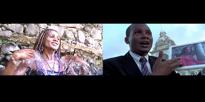 """Sergio e Simone #1"", 2007-2009, vídeo single channel, som edição: 3/5 + 2 PA, 9'21''"